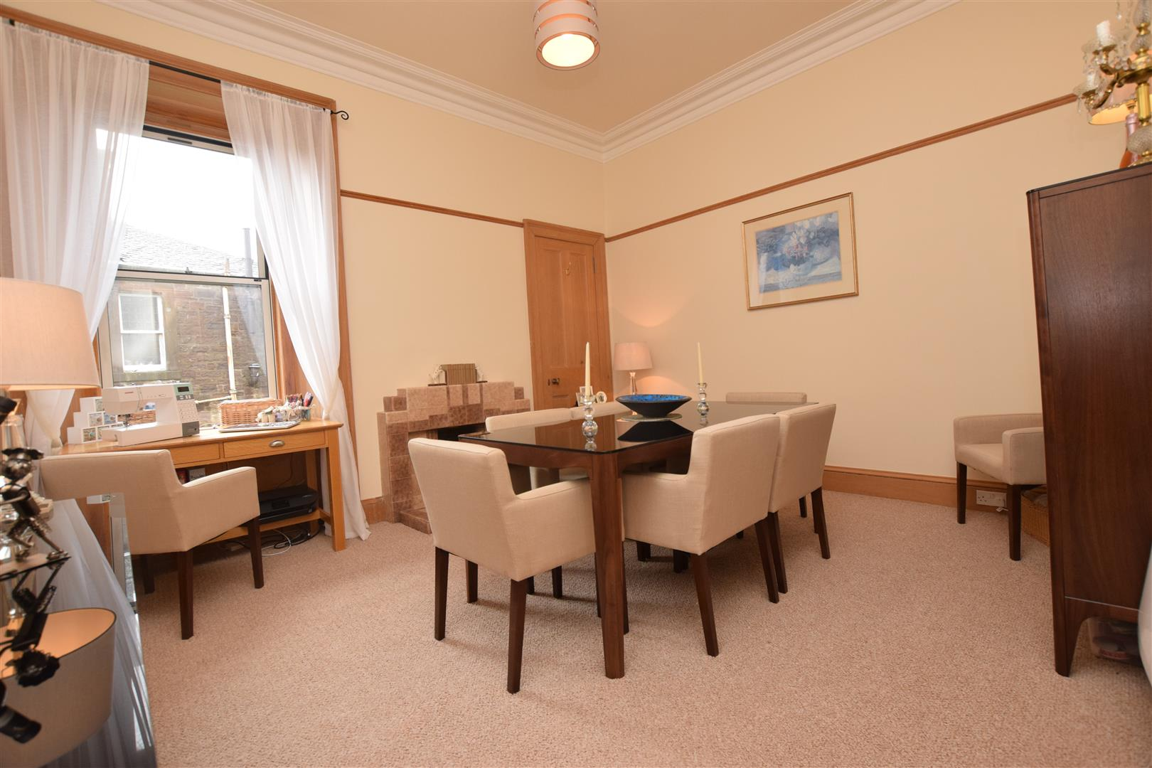 Upper Flat, 8, Union Terrace, Dundee, Angus, DD3 6JD, UK